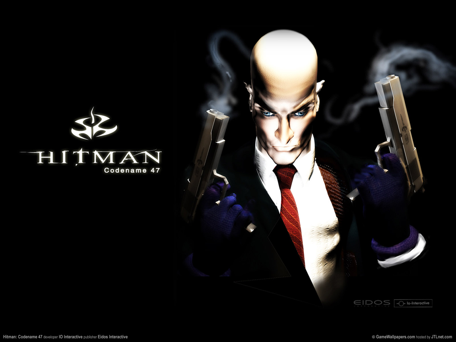 Hitman wallpaper HD | Hitman is a collection of HD wallpapers, suited for making wallpaper on your computer, laptop, or tablet.ini is one of a collection of ...