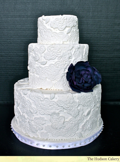Lace Design Wedding Cake : Wedding Cake Designs: Lace Wedding Cakes