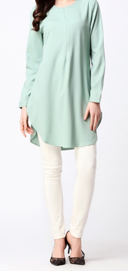 NBH0495 IRSA BLOUSE (NURSING FRIENDLY)