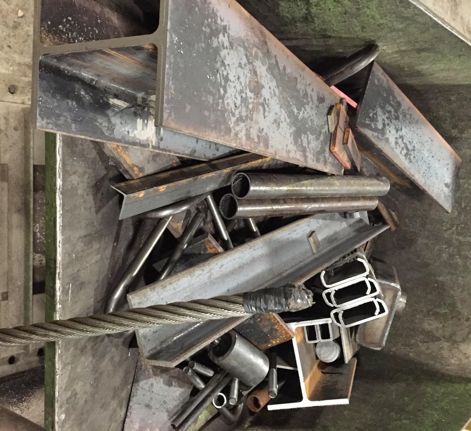 Factory Metal Waste Goldsboro Metal Recycling. 801 N John St, Goldsboro, NC, 27530, (919) 731-5600