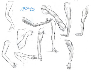 arash rods art arms and legs drawings
