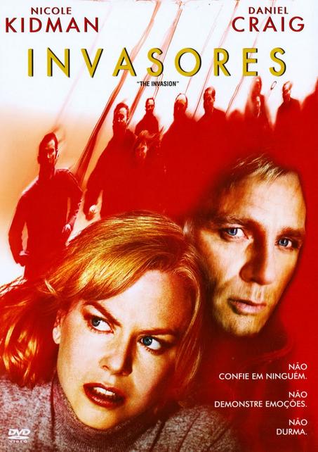 Filme Invasores Dublado AVI DVDRip