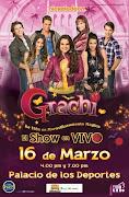 Compra tus boletos para Grachi el concierto en vivo