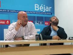 Javier Garrido Novoa y José Luis Rodríguez Celador