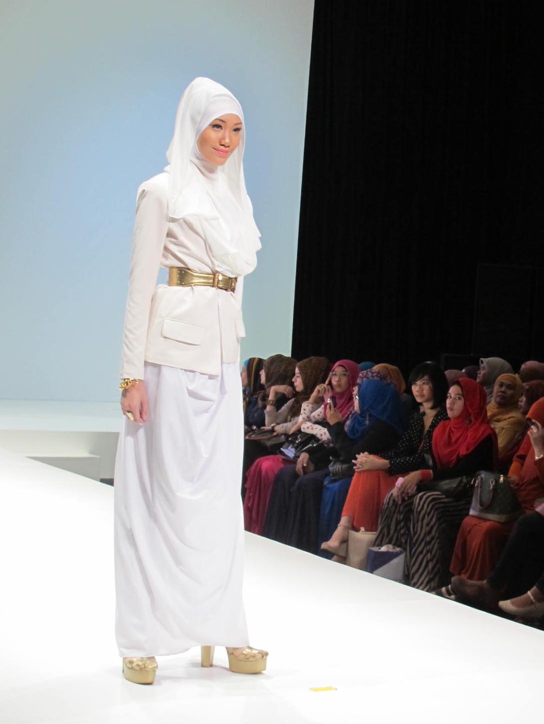 indonesia islamic fashion festival