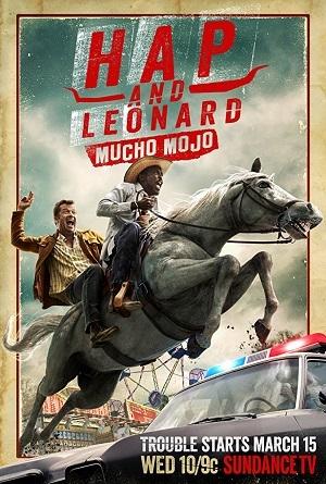 Série Hap and Leonard - 1ª Temporada    Torrent Download