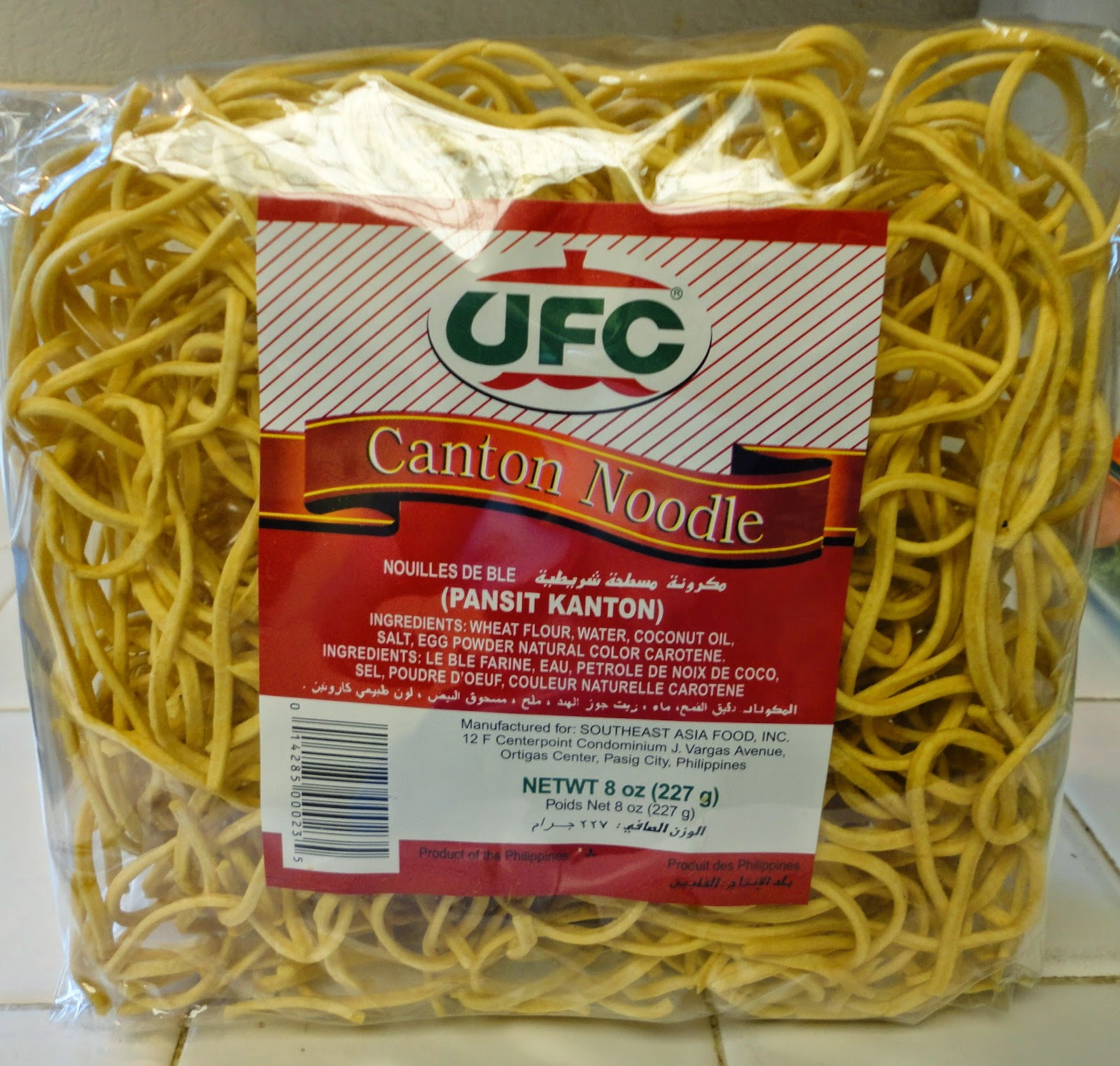 Why are some brands of Asian noodles really yellow? Is this coloring ...