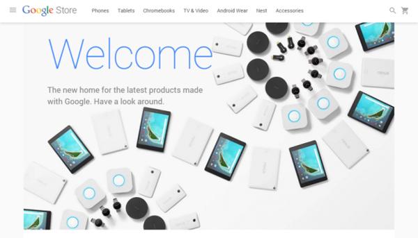 Google Luncurkan Toko Online Baru Untuk Penjualan Perangkat Hardware