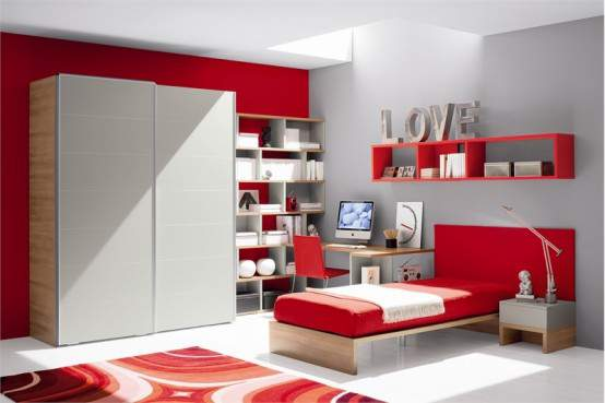 Girls or Kids Room Interior Design and Decoration