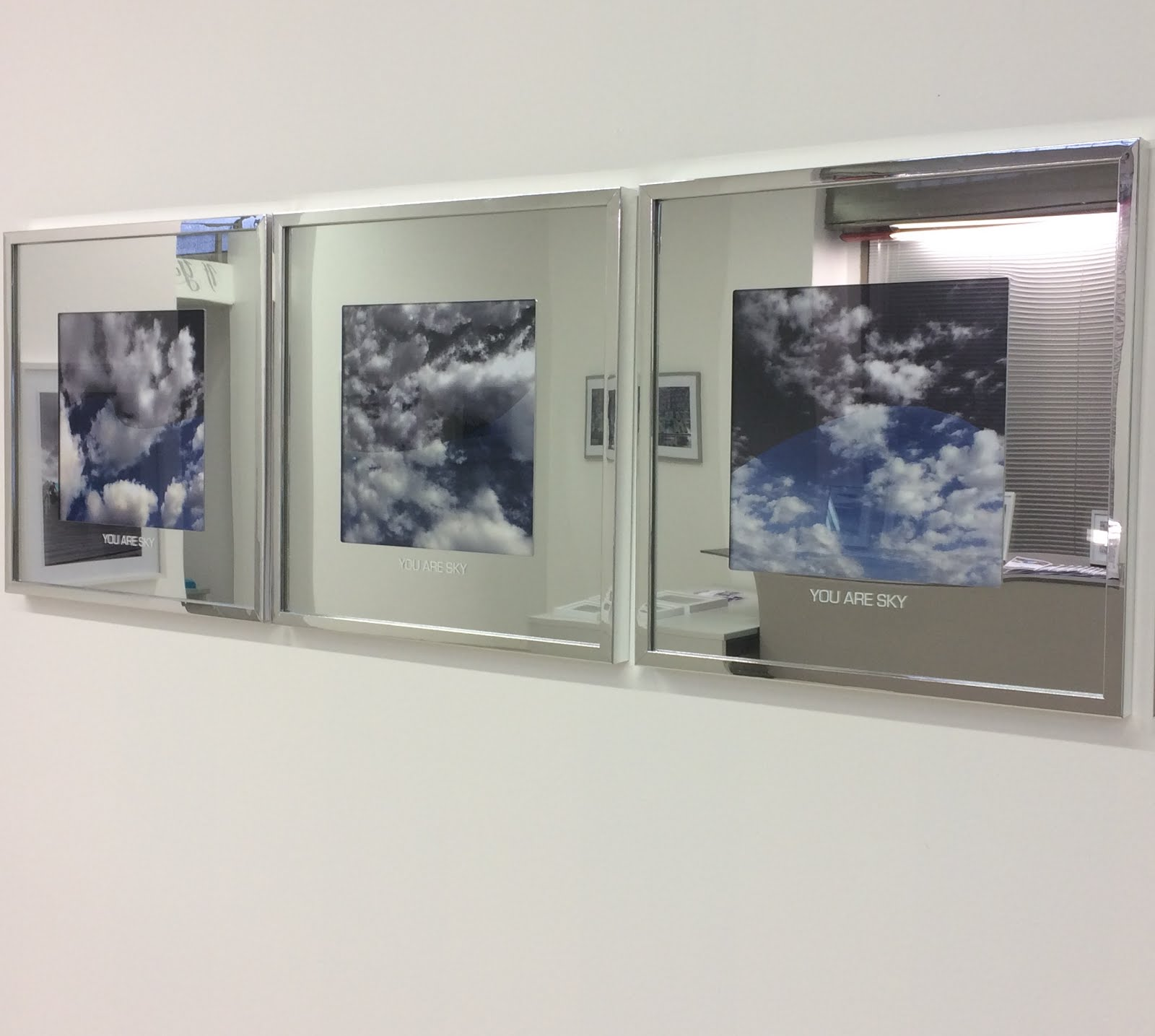 """YOU ARE SKY"" mostra personale"