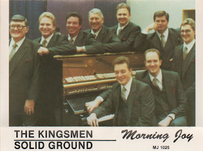 The Kingsmen Quartet-Solid Ground-