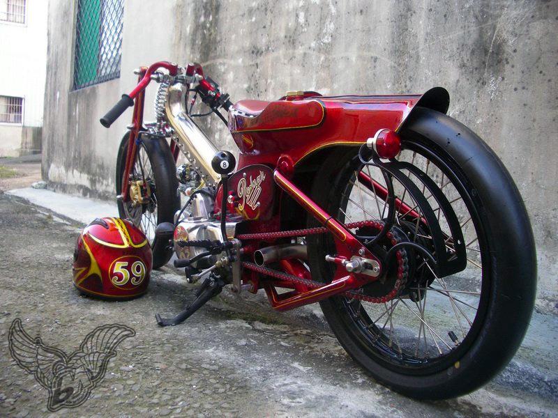 redman 59 scoot-a-chop-a-bob | afs custom