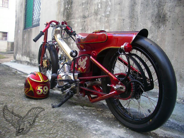 redman 59 scoot-a-chop-a-bob | afs custom