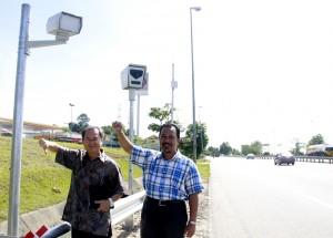 kamera Sistem Penguatkuasaan Automatik (AES)