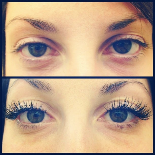 A Woman Shornd Eyelashes P1