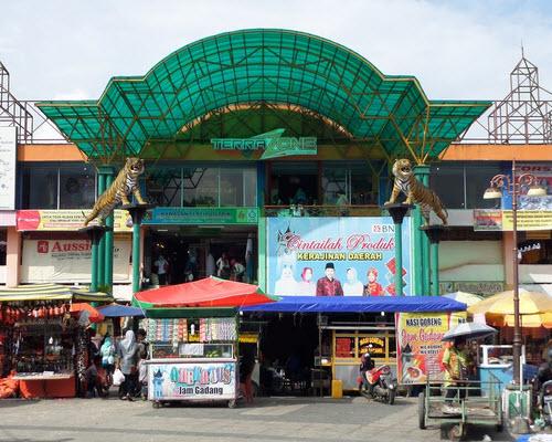 Pasar Atas, Bukittinggi