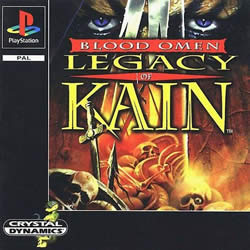 Download - Blood Omen - Legacy of Kain - PS1 - ISO