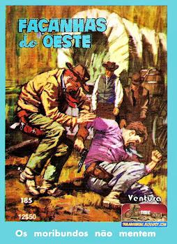 FAÇANHAS DO OESTE Nº 185