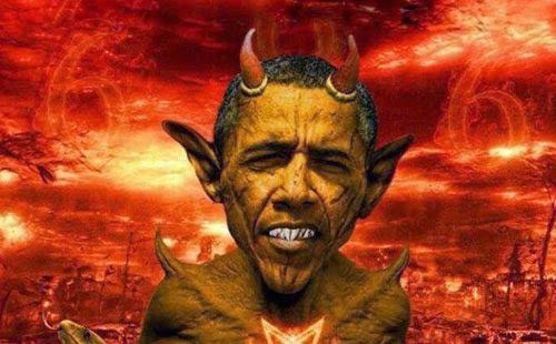 The Astonishing Rise Of Satanism In Obama's America