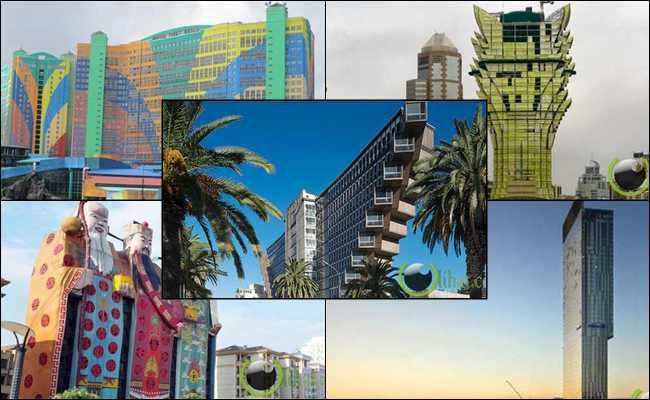 7 Bangunan Hotel yang paling Jelek di Dunia