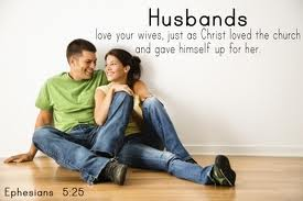husbands sacrifice for wives