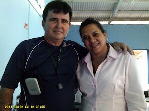 Palestrante Rosemere Kiss e Antonio Carlos