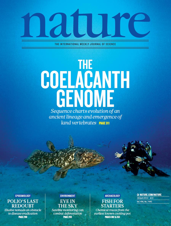 Coelacanth Evolution