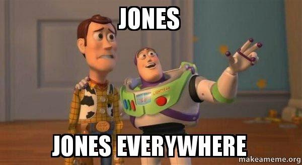 Motivasi Untuk Para Jones