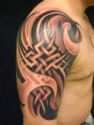 Celtic Tattoos Idea for Men