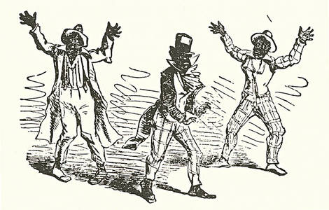 US Slave: Behind the Burnt Cork Mask: Early Blackface Minstrelsy
