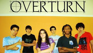 Overturn - EP 2011