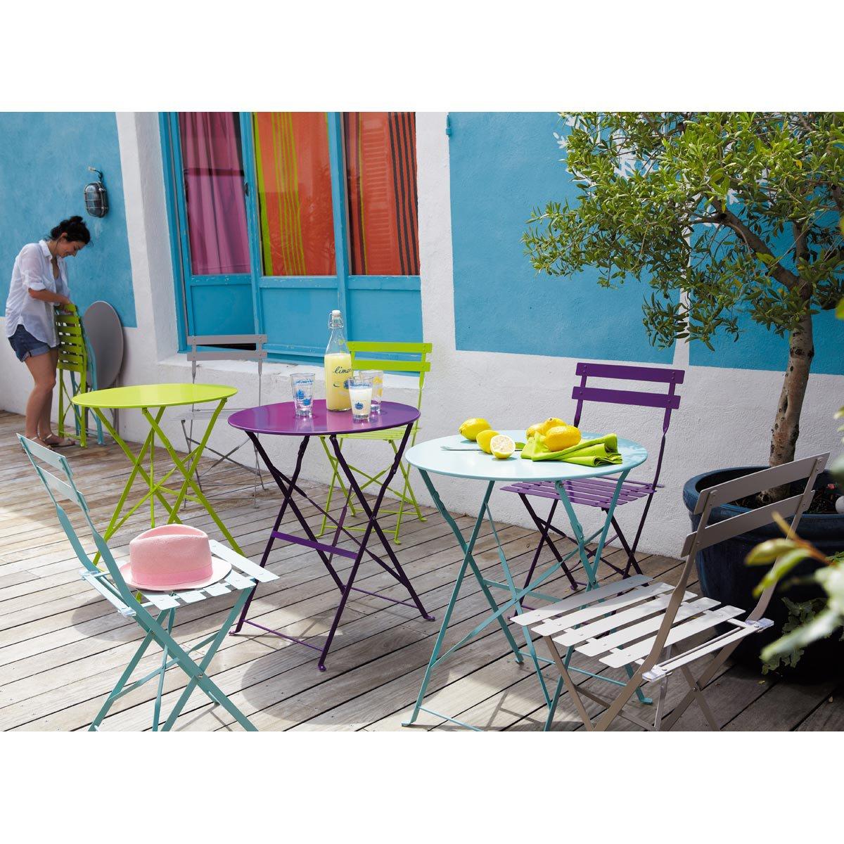 Tavolo alto maison du monde design casa creativa e for Tavolo alto ikea