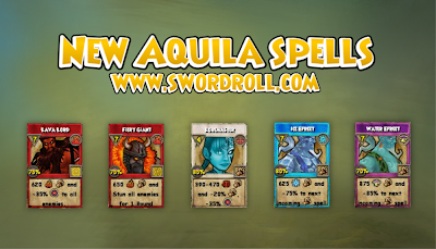 Wizard101 Aquila New Spells