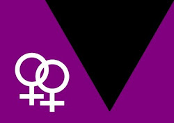 Bandera lesbica