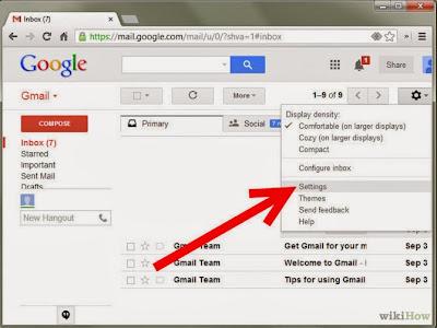 Recuperar la contraseña en Gmail