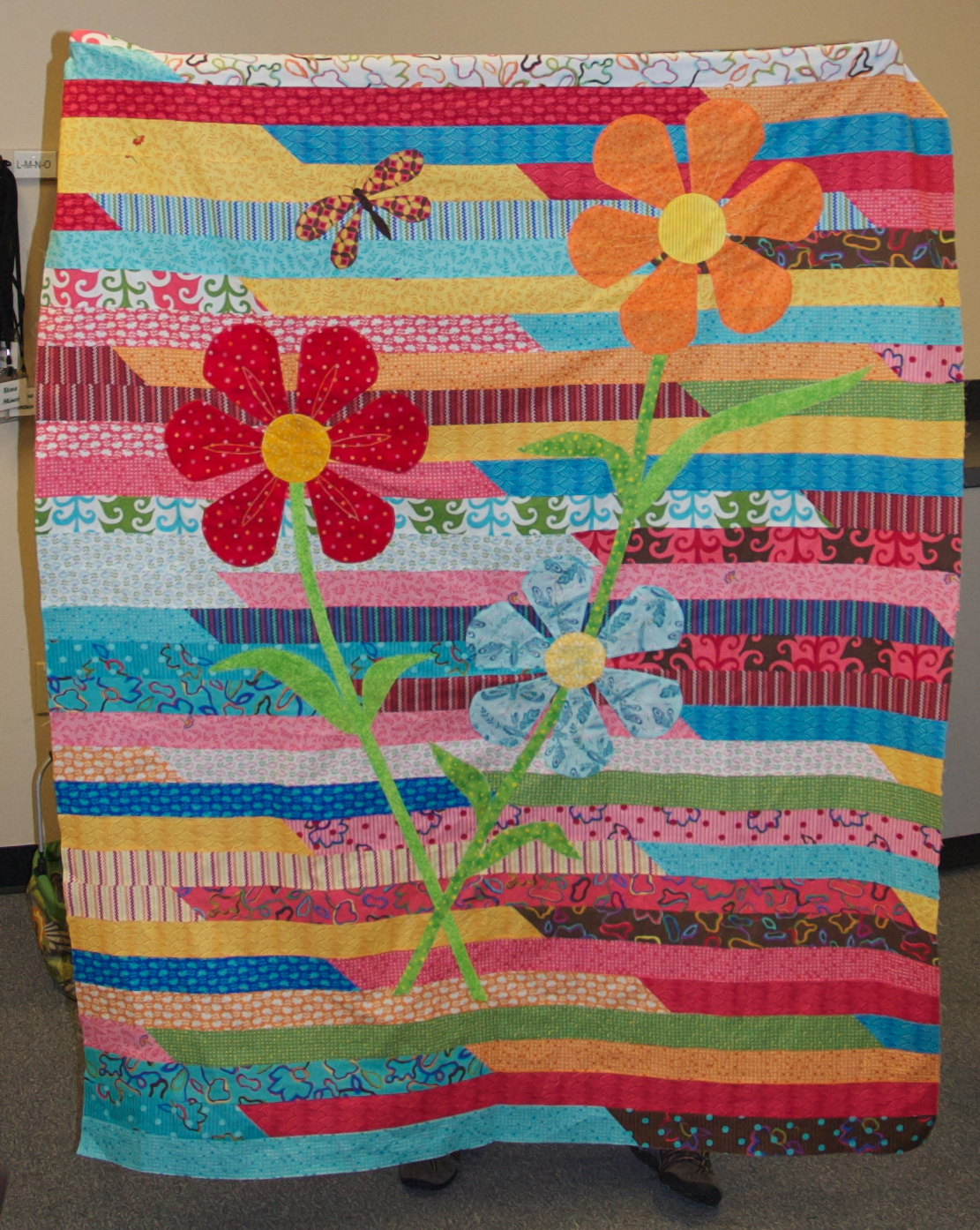 Quilt Pattern Jelly Roll Race : Quilt Inspiration: Spaghetti, potato chips and jelly rolls