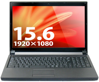 PC Koubou Lesance BTO CL6X2-TG 15.6-Inch Laptop