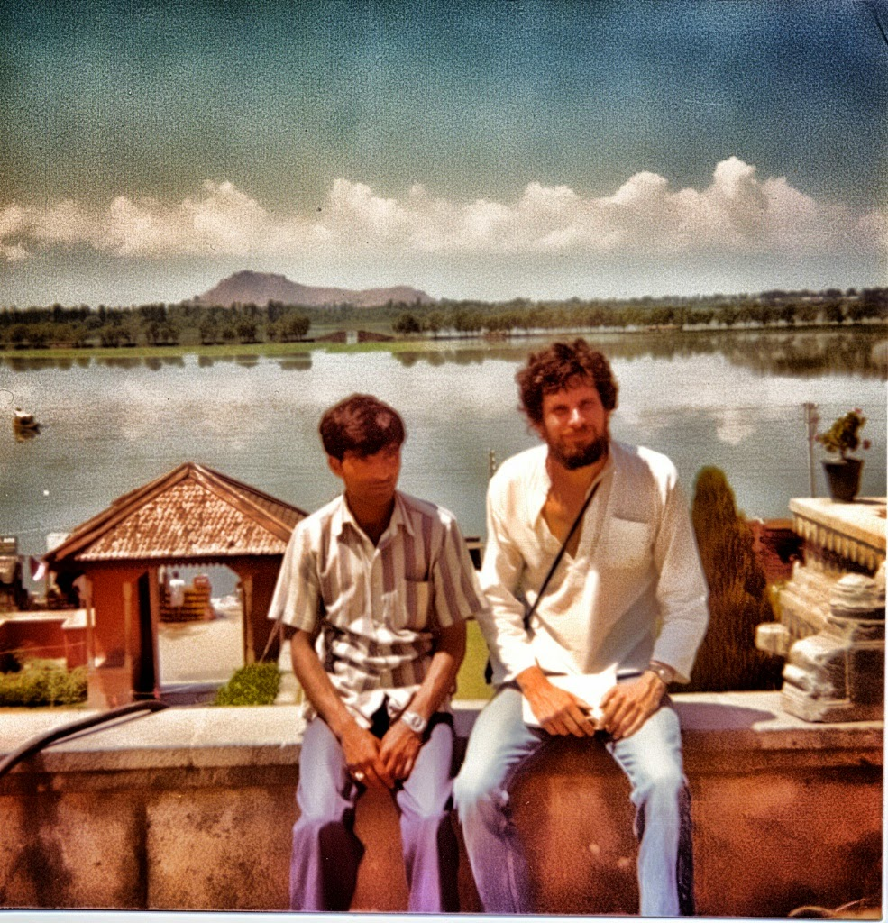JJ Semple, Kashmir 1977, Dal Lake