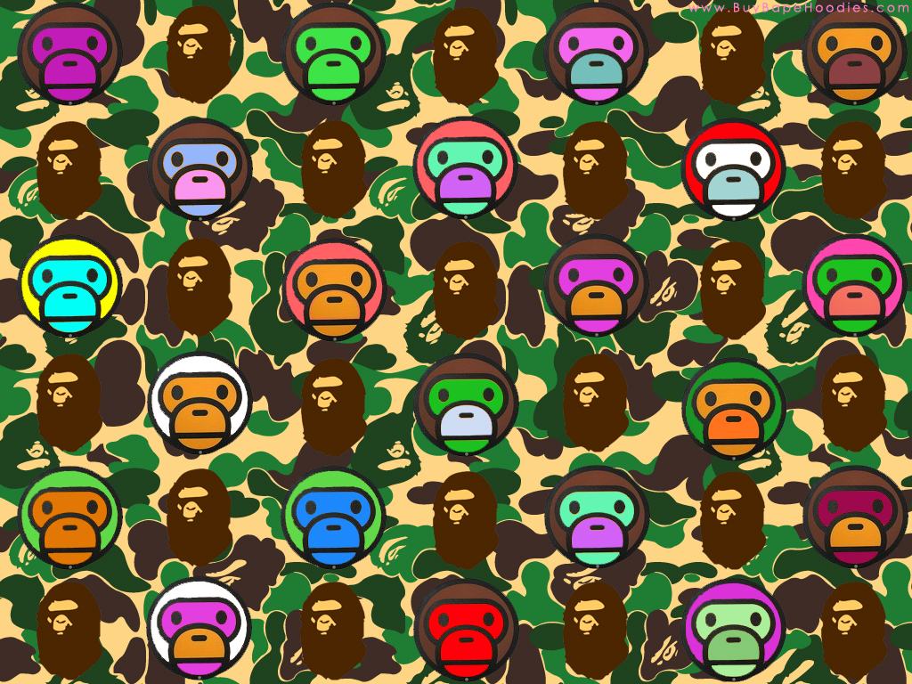 Wallpaper Iphone Bape | Free Download Wallpaper | DaWallpaperz