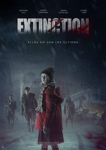 Extinction DVDRip Latino