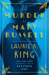 The Murder of Mary Russell by Laurie R. King book cover