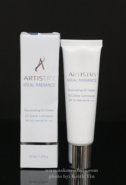 a photo of Artistry Ideal Radiance Illuminating CC Cream