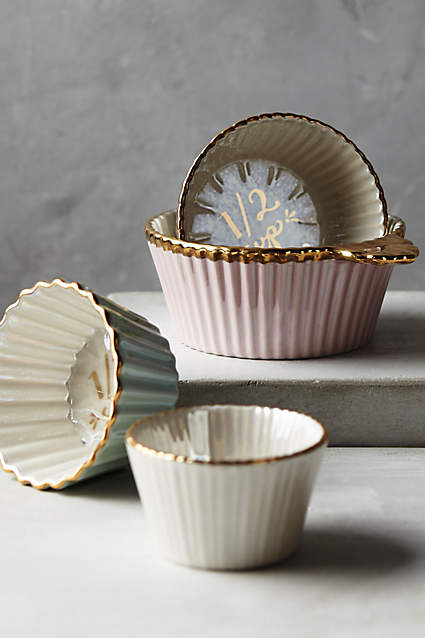 Anthropologie Raised Bloom Measuring Cups, birthday wishlist, gift list