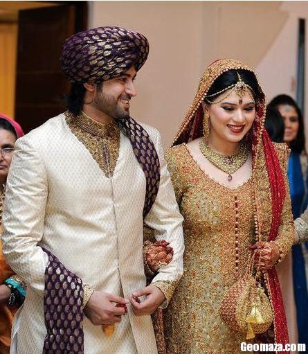 Muslim sindhi wedding