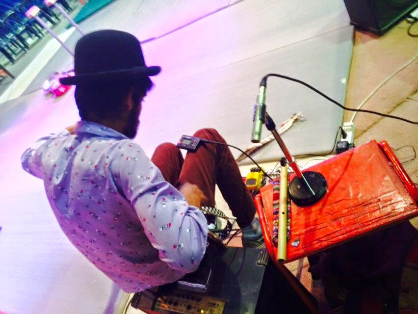 santiago, guitarras y vientos