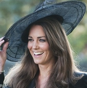 Kate Middleton Hot Bikini