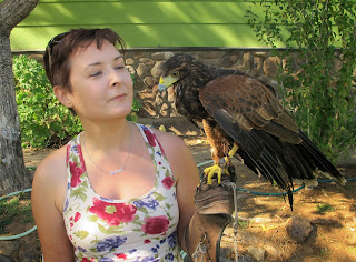 Falconry Still Reigns Near Marysville