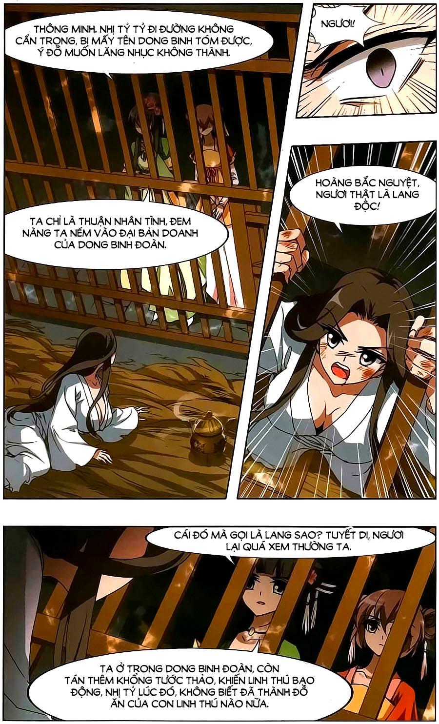 Phượng Nghịch Thiên Hạ Chapter 101 - Hamtruyen.vn