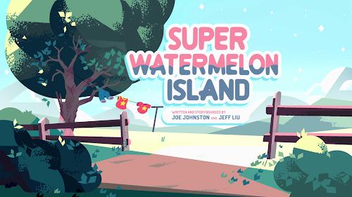 Steven Universo - Super Ilha Melancia (S03E01) (WEB-DL)