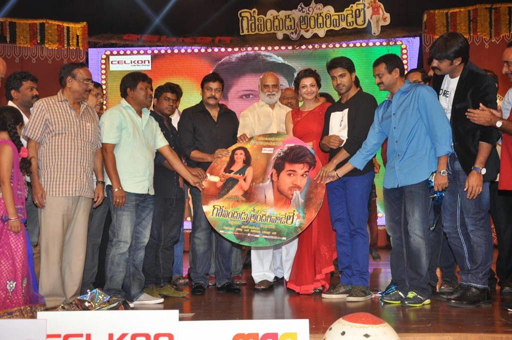 Govindudu Andarivadele Audio Release photos-HQ-Photo-9